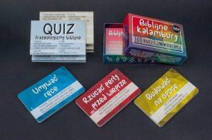 Biblijne Kalambury i Quiz bibliny
